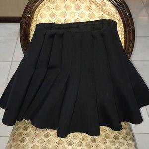 Mini flare scuba skirt